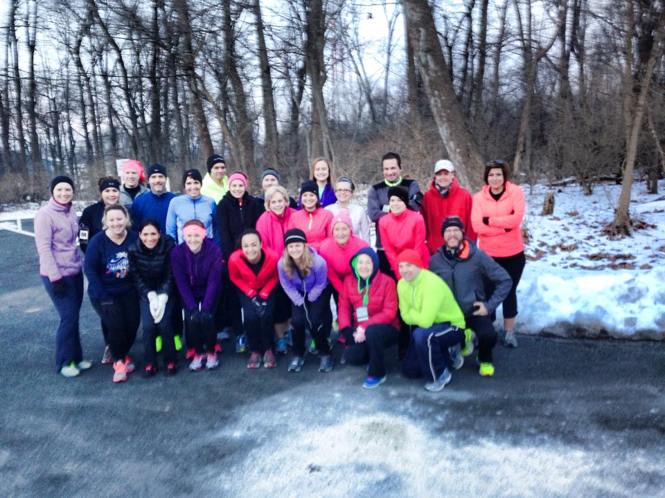 Group Run 2014
